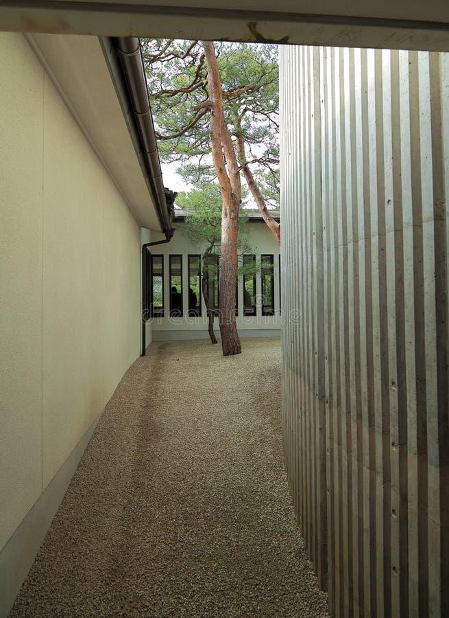 Διάδρομος της Zen, διάδρομος στοκ φωτογραφίες