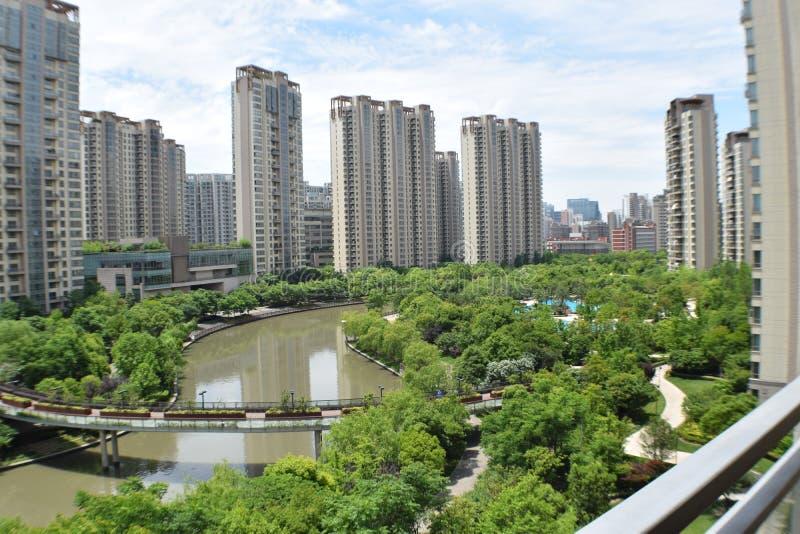 Διαβίωση πόλεων στοκ εικόνα με δικαίωμα ελεύθερης χρήσης