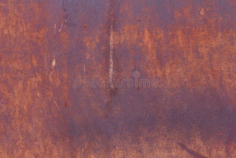 Διαβρωμένη μέταλλο σύσταση στοκ εικόνα με δικαίωμα ελεύθερης χρήσης
