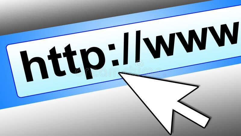 Διαδίκτυο διανυσματική απεικόνιση