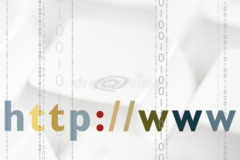 Διαδίκτυο απεικόνιση αποθεμάτων