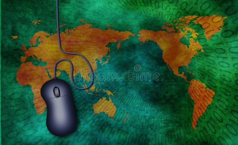 Διαδίκτυο ελεύθερη απεικόνιση δικαιώματος