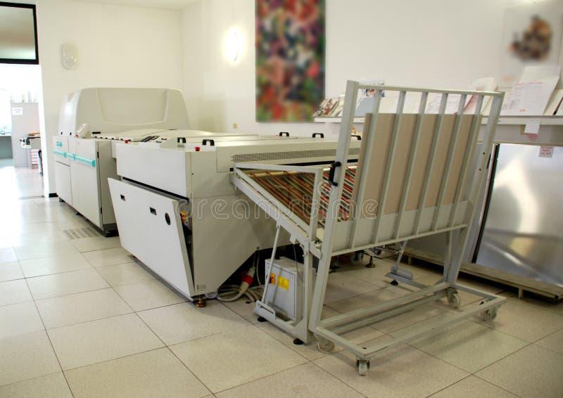 διαδικασία εκτύπωσης πιάτων υπολογιστών ΚΠΜ (Κοινή Πολιτική Μεταφορών) στοκ εικόνες με δικαίωμα ελεύθερης χρήσης