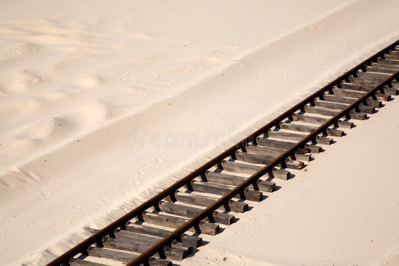 διαδρομές σιδηροδρόμου στοκ φωτογραφία