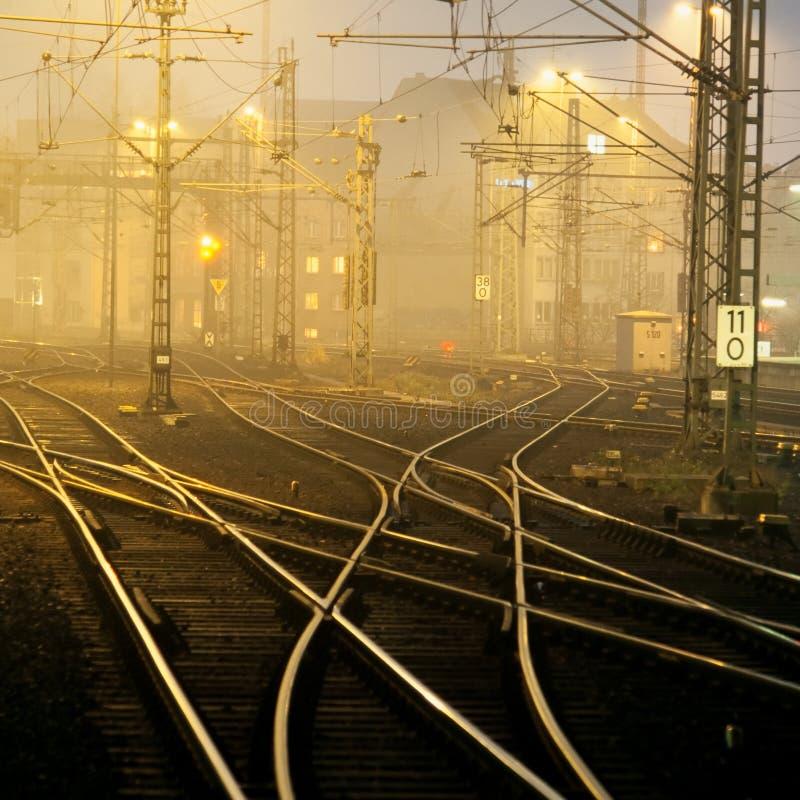 διαδρομές σιδηροδρόμων σ