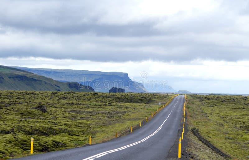 Διαδρομή περιφερειακών οδών στοκ φωτογραφία