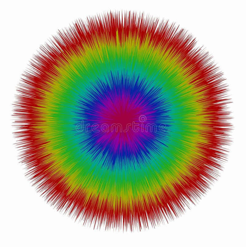 διαθέσιμη μορφή κύκλων AI διανυσματική απεικόνιση