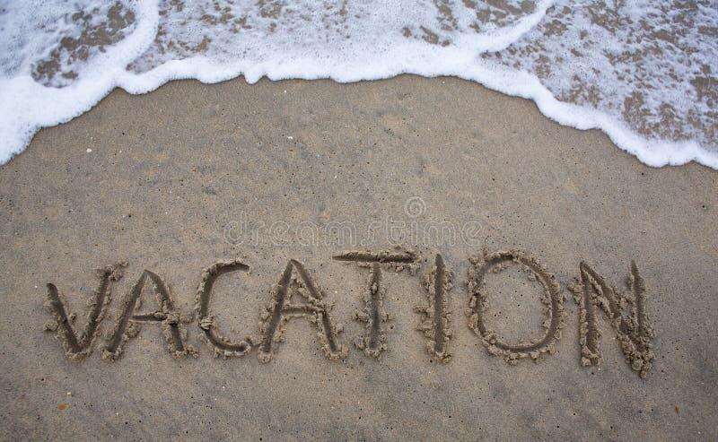 Διακοπές παραλιών στοκ φωτογραφία με δικαίωμα ελεύθερης χρήσης