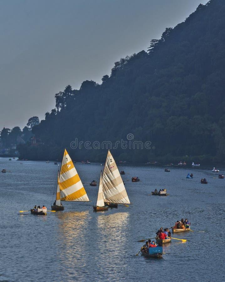 Διακοπές σε Nainital στοκ φωτογραφίες
