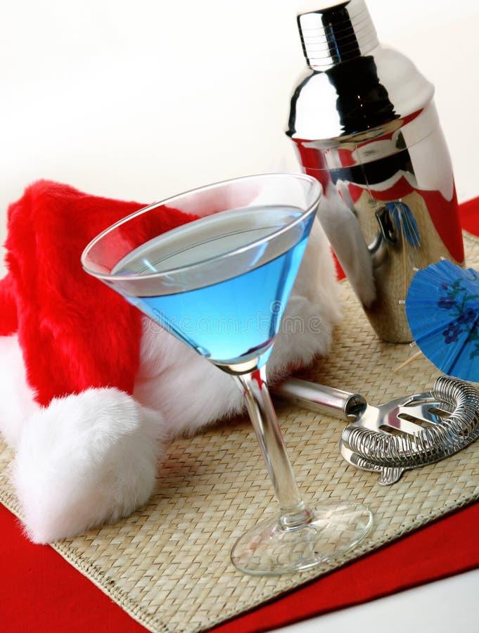 Download διακοπές martini στοκ εικόνα. εικόνα από υγρό, party, santa - 51301