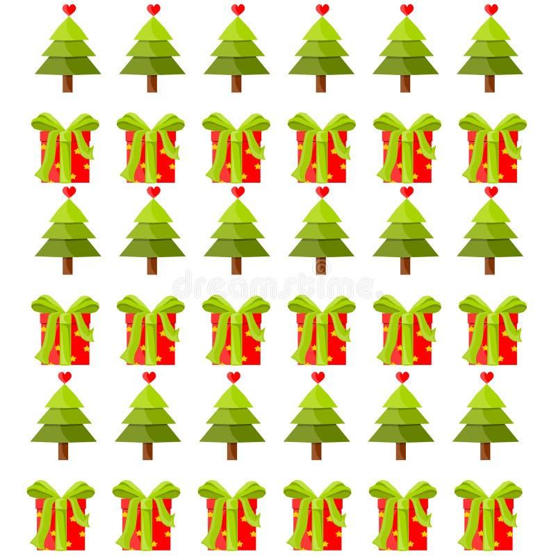 Διακοσμήσεις Χριστουγέννων ελεύθερη απεικόνιση δικαιώματος