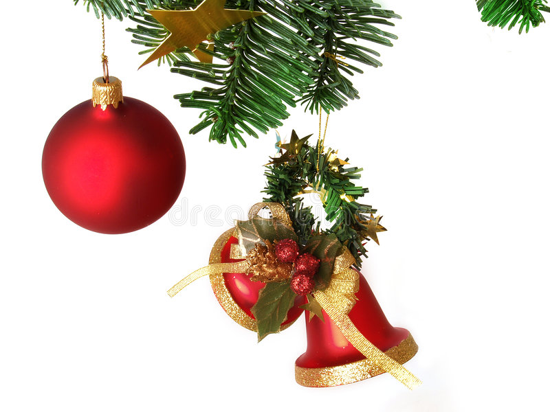 Download διακοσμήσεις Χριστουγέννων στοκ εικόνα. εικόνα από διακοσμήσεις - 377477
