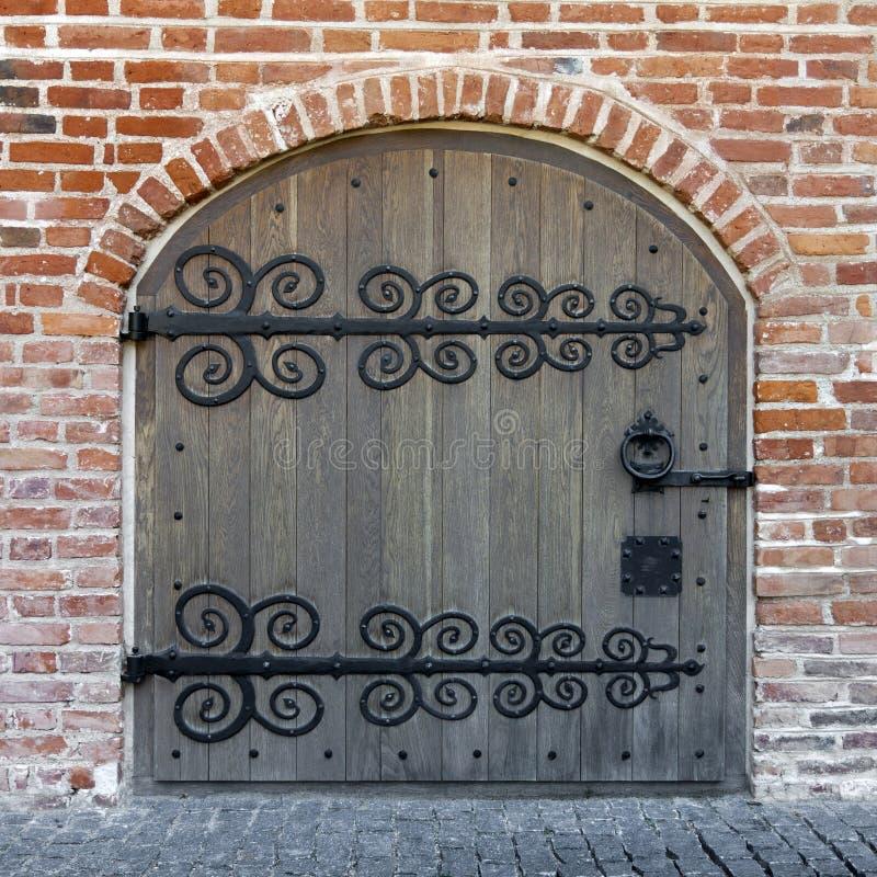 Διακοσμημένες πόρτες στοκ φωτογραφία με δικαίωμα ελεύθερης χρήσης