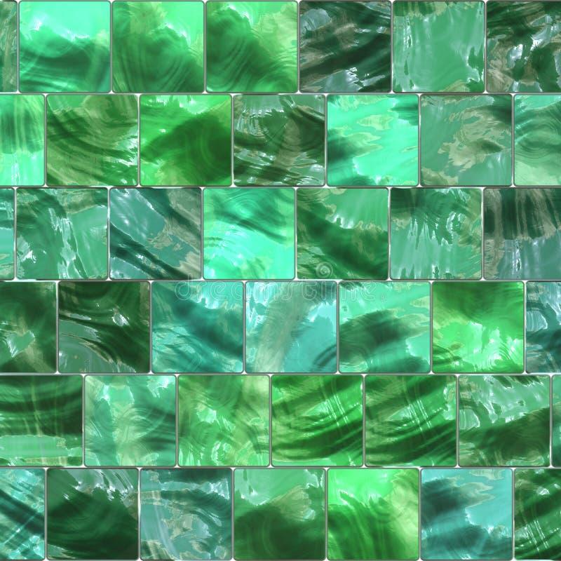 διακοσμητικά κεραμίδια απεικόνιση αποθεμάτων