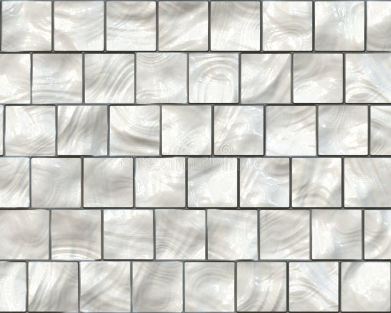 διακοσμητικά κεραμίδια διανυσματική απεικόνιση