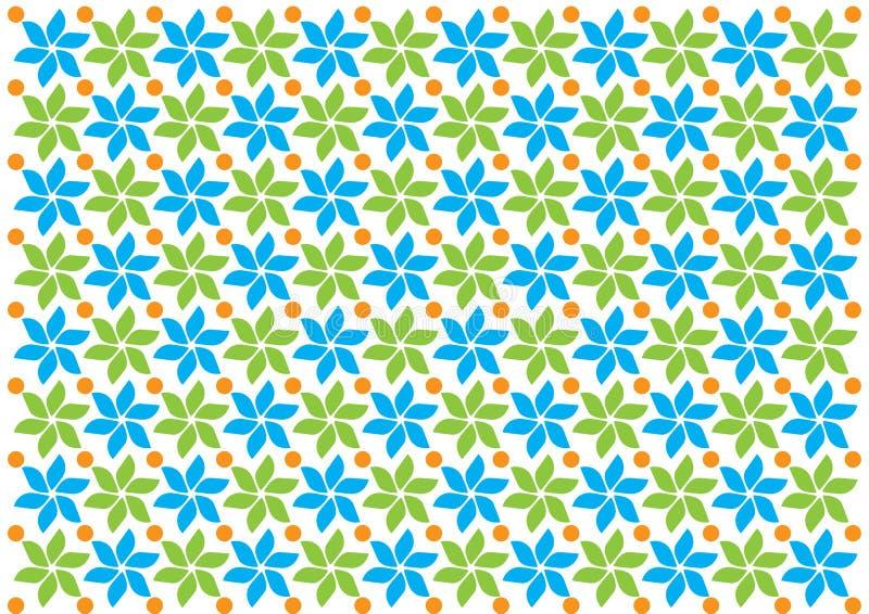 Διακοσμητική άνευ ραφής σχεδίων διανυσματική σύσταση λουλουδιών υποβάθρου εκλεκτής ποιότητας στοκ φωτογραφία με δικαίωμα ελεύθερης χρήσης