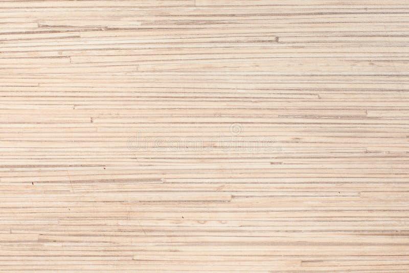 Διακοσμητική σύσταση του ελαφριού ξύλου. στοκ εικόνες