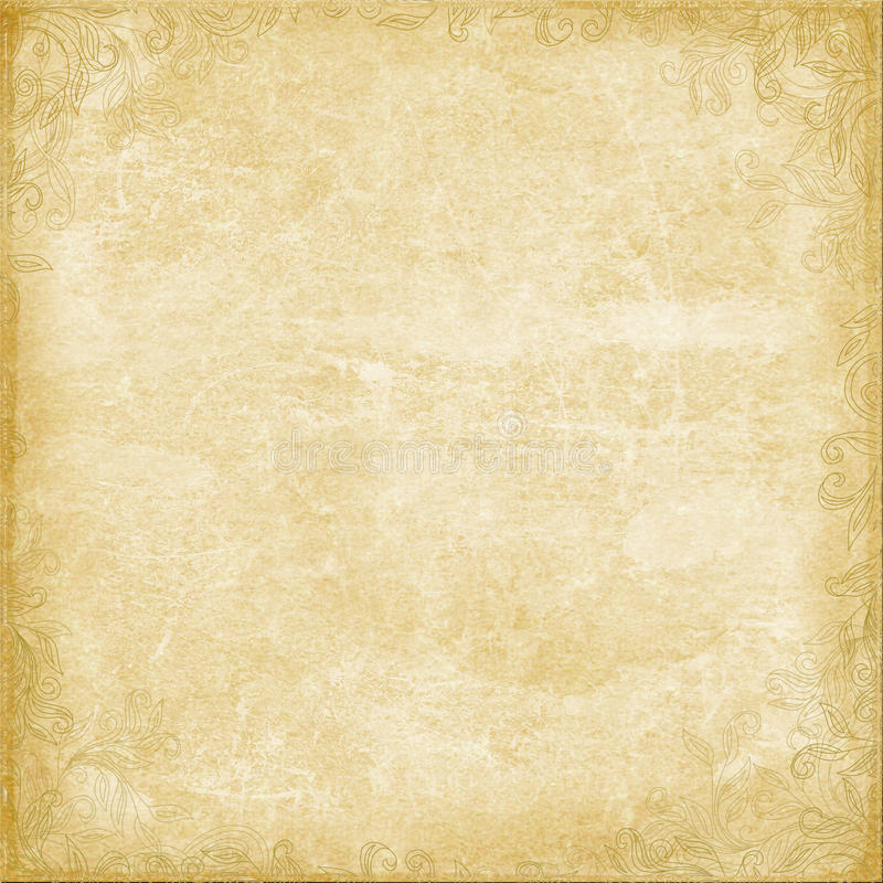 διακοσμητικό έγγραφο στ&omi στοκ φωτογραφία με δικαίωμα ελεύθερης χρήσης