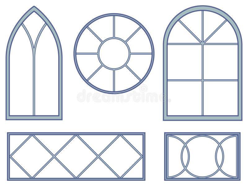 διακοσμητικό παράθυρο σχεδιαγραμμάτων
