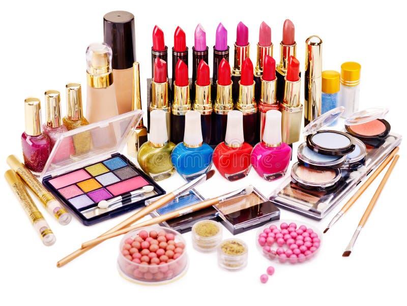 διακοσμητικό makeup καλλυντικών στοκ φωτογραφίες με δικαίωμα ελεύθερης χρήσης
