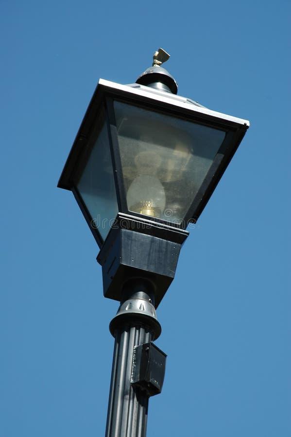 διακοσμητικό streetlamp στοκ εικόνες