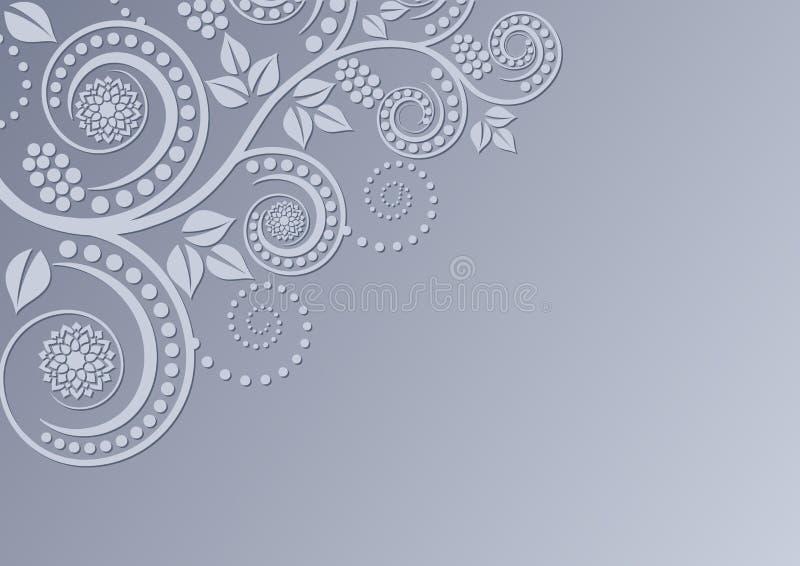 διακόσμηση ανασκόπησης floral
