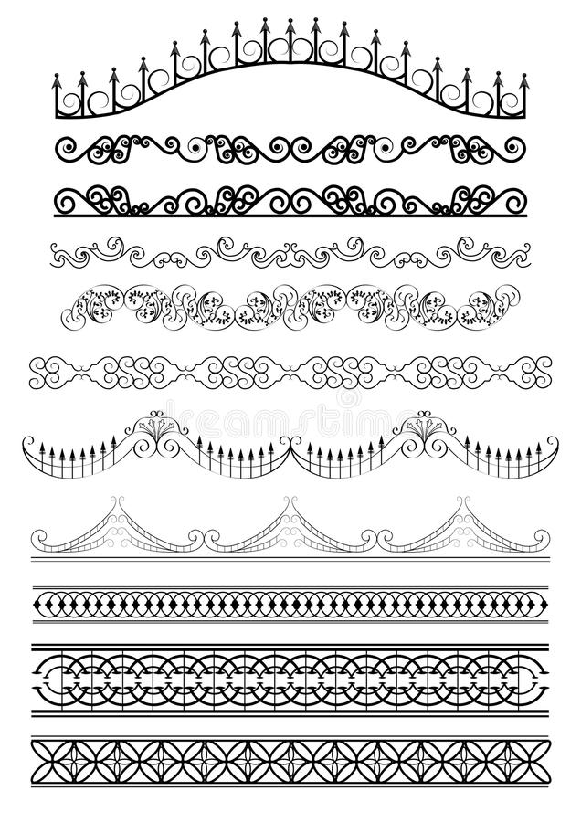 Διακόσμηση 1 διαιρετών στοκ εικόνα με δικαίωμα ελεύθερης χρήσης