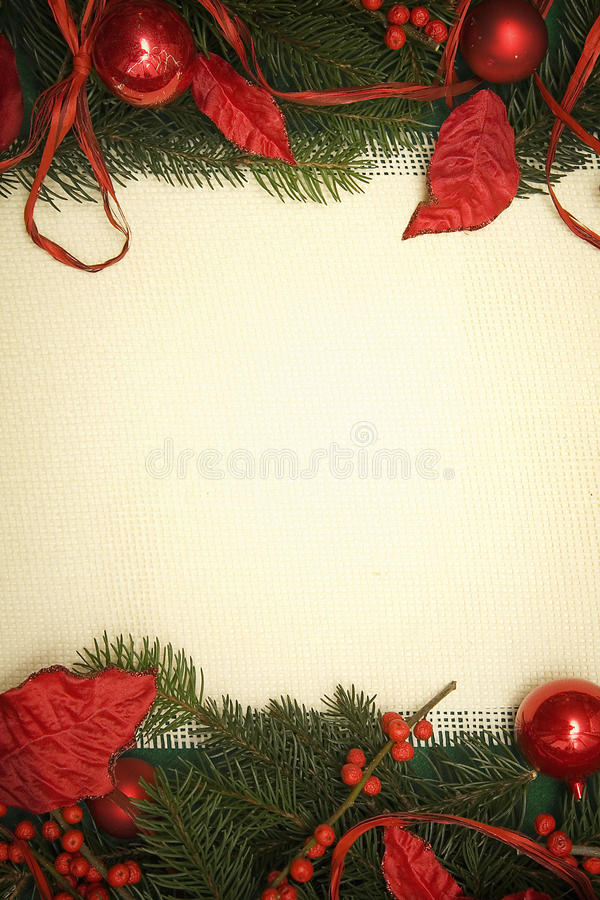 Διακόσμηση Χριστουγέννων στοκ φωτογραφία
