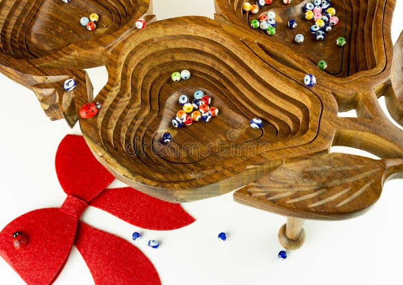 Διακόσμηση δώρων Χριστουγέννων στοκ εικόνες