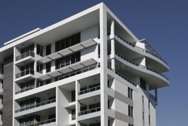 διαμέρισμα Αυστραλία που χτίζει το Σύδνεϋ στοκ φωτογραφίες