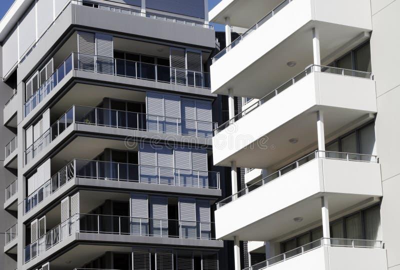 διαμέρισμα Αυστραλία που χτίζει το Σύδνεϋ στοκ εικόνες με δικαίωμα ελεύθερης χρήσης