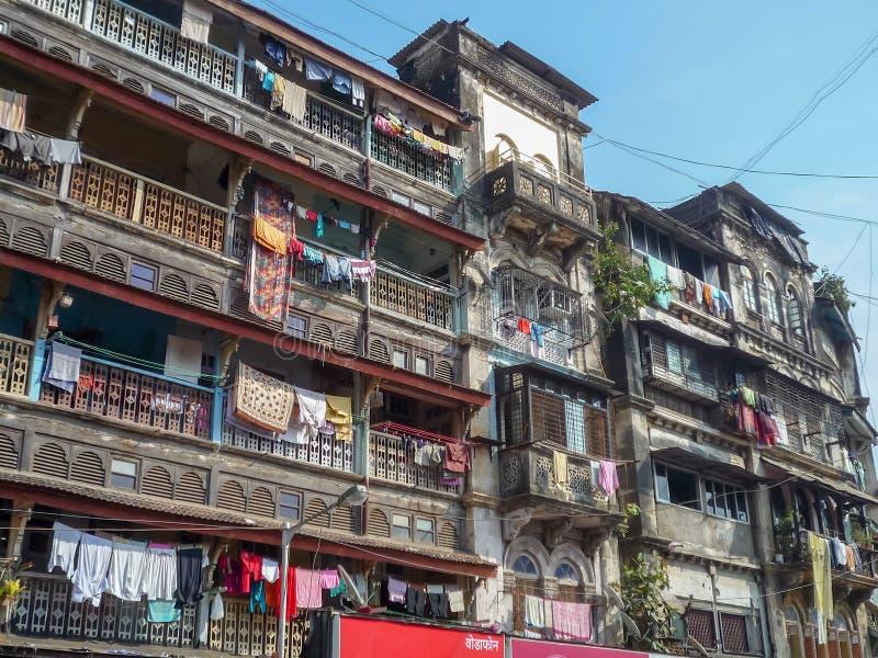 Διαμέρισμα στην καρδιά Mumbai για τους ινδικούς λαούς στοκ φωτογραφία με δικαίωμα ελεύθερης χρήσης