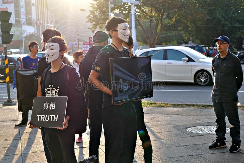 Διαμαρτυρία Κατά Της Σκληρότητας Των Ζώων στοκ εικόνες με δικαίωμα ελεύθερης χρήσης