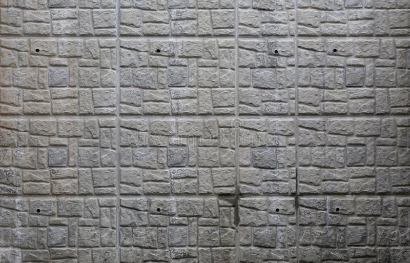 Διαμορφωμένα κεραμίδια τοίχων στοκ φωτογραφίες με δικαίωμα ελεύθερης χρήσης