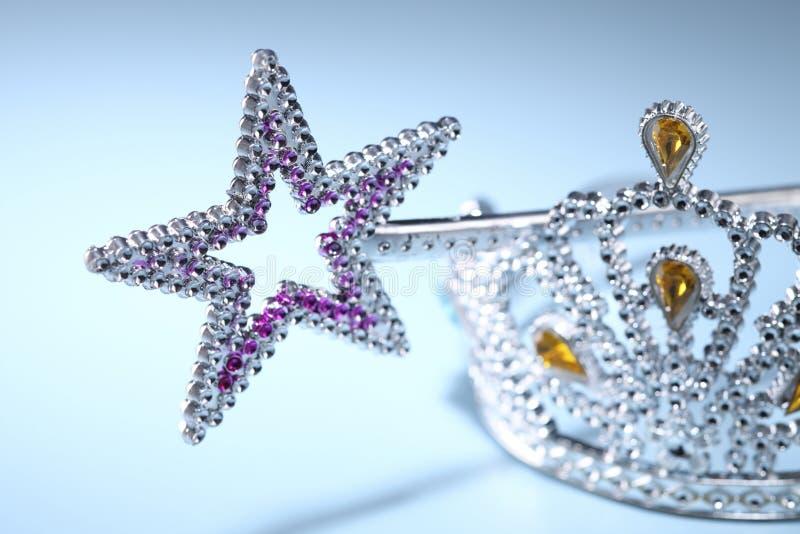 Διαμορφωμένη αστέρι ράβδος στοκ εικόνα