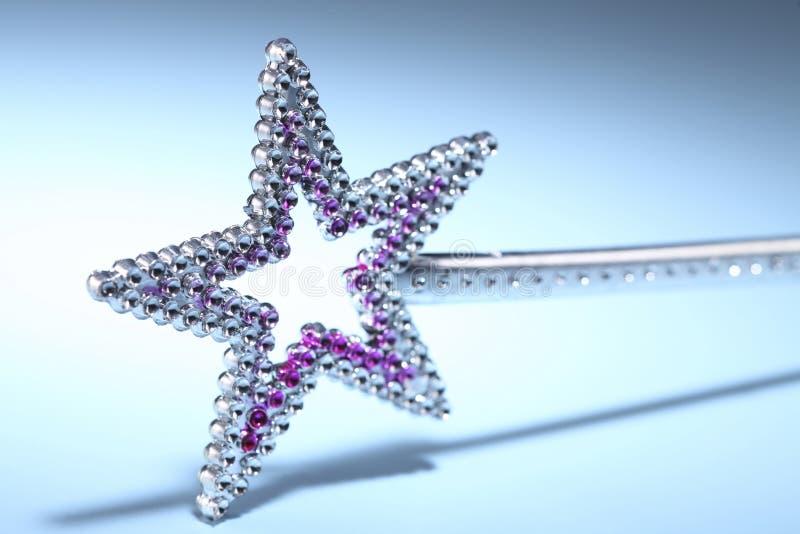 Διαμορφωμένη αστέρι ράβδος στοκ φωτογραφία με δικαίωμα ελεύθερης χρήσης