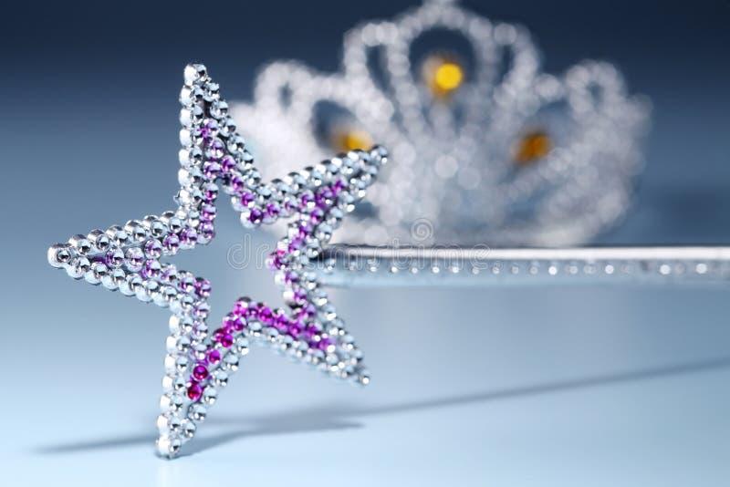 Διαμορφωμένη αστέρι ράβδος στοκ φωτογραφία