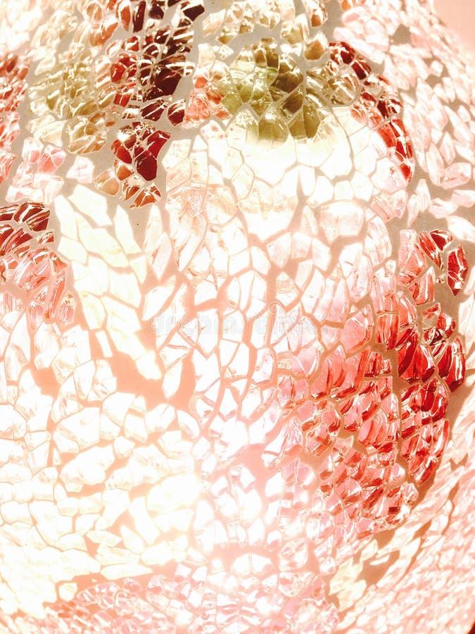 Διαμορφωμένο κόκκινο, καφετί, ρόδινο και άσπρο υπόβαθρο στοκ φωτογραφίες