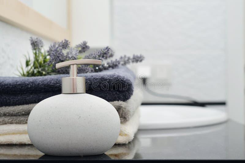 Διανομέας σαπουνιών στοκ εικόνα