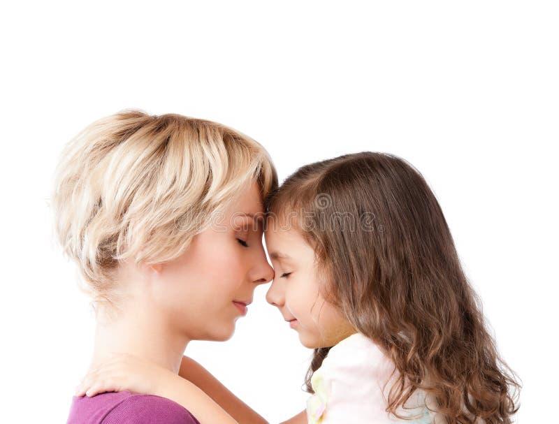 διανομή μητέρων αγκαλιάσμ&alph στοκ εικόνα