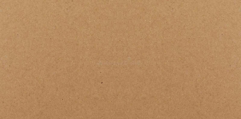 Διανυσματική άνευ ραφής σύσταση του υποβάθρου εγγράφου του Κραφτ διανυσματική απεικόνιση