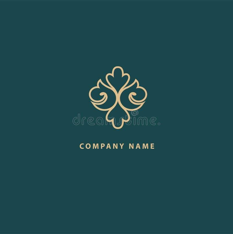 Διανυσματική απεικόνιση, γραφικός Ιστός σημειώσεων σχεδίου logotype Αφηρημένο διανυσματικό σχέδιο εικονιδίων λογότυπων μουσικής Σ απεικόνιση αποθεμάτων
