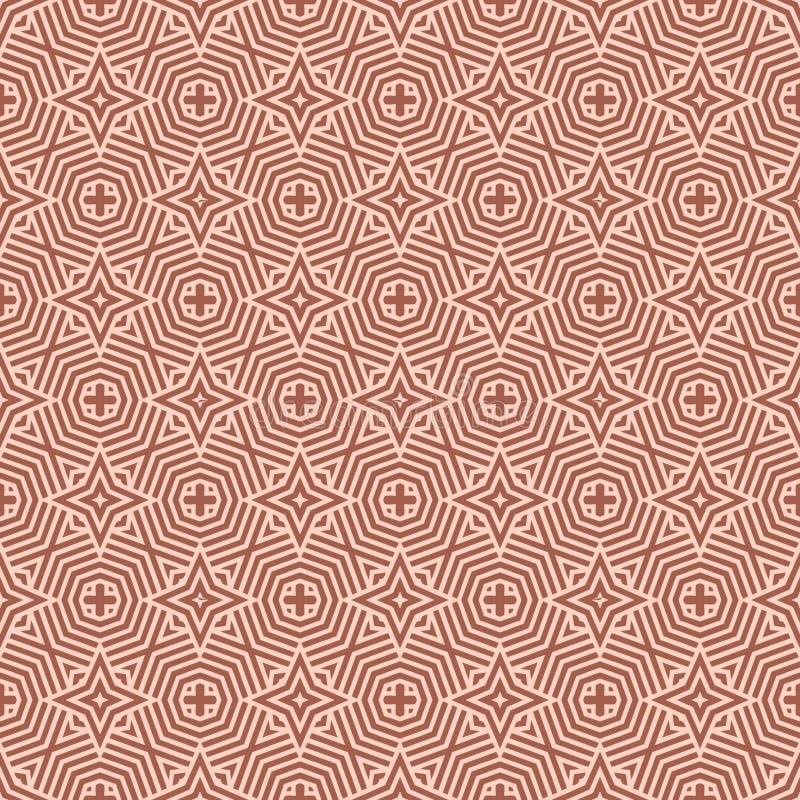 Διανυσματική απεικόνιση σχεδίων υποβάθρου γραμμών γεωμετρική άνευ ραφής χρωματισμένος διανυσματική απεικόνιση