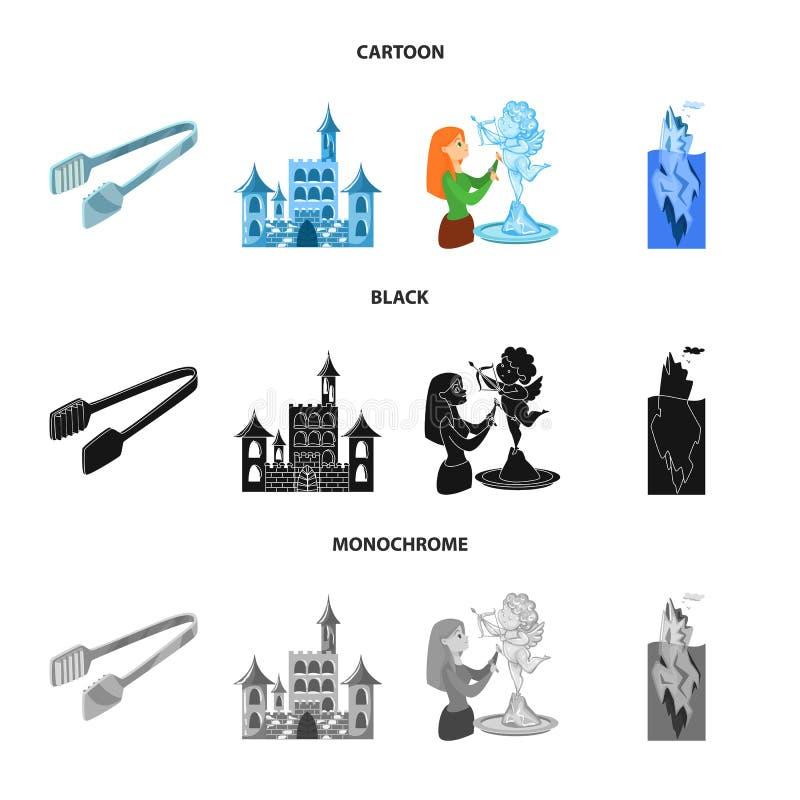 Διανυσματική απεικόνιση της σύστασης και του παγωμένου σημαδιού r ελεύθερη απεικόνιση δικαιώματος
