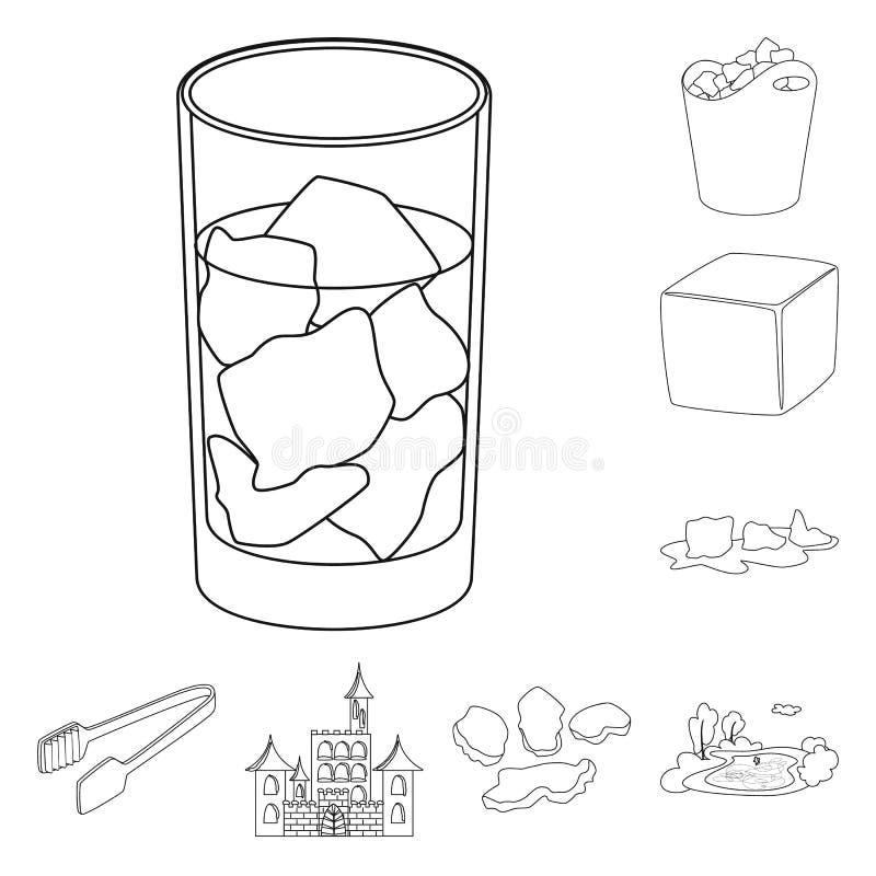 Διανυσματική απεικόνιση του καθαρού και υγρού συμβόλου Συλλογή της διανυσματικής απεικόνισης καθαρών και αποθεμάτων αγνότητας απεικόνιση αποθεμάτων