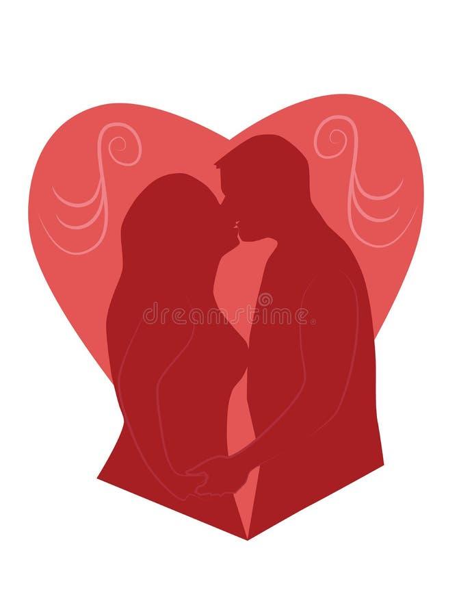 Διανυσματική γαμήλια πρόσκληση διανυσματική απεικόνιση
