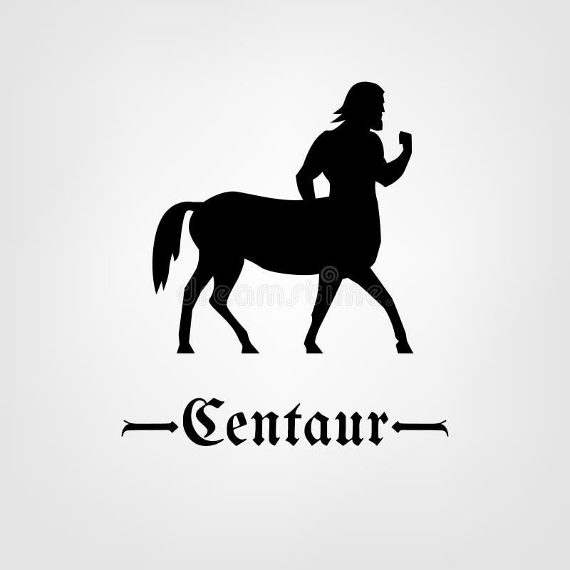 Διανυσματική εικόνα Centaur ελεύθερη απεικόνιση δικαιώματος