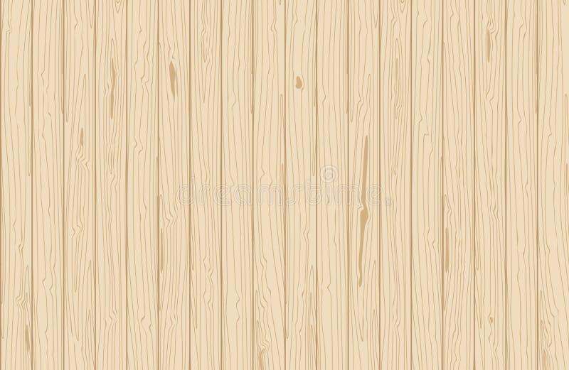 Διανυσματική ξύλινη σύσταση Κάθετες σανίδες καπλαμάδων Το φυσικό υπόβαθρο για το επίπεδο βρέθηκε διανυσματική απεικόνιση