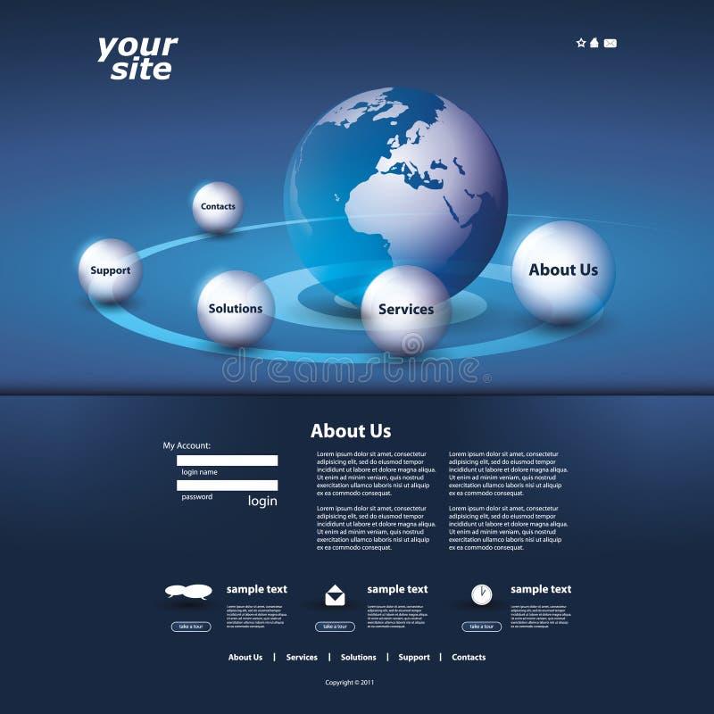 διανυσματικός ιστοχώρος προτύπων απεικόνιση αποθεμάτων
