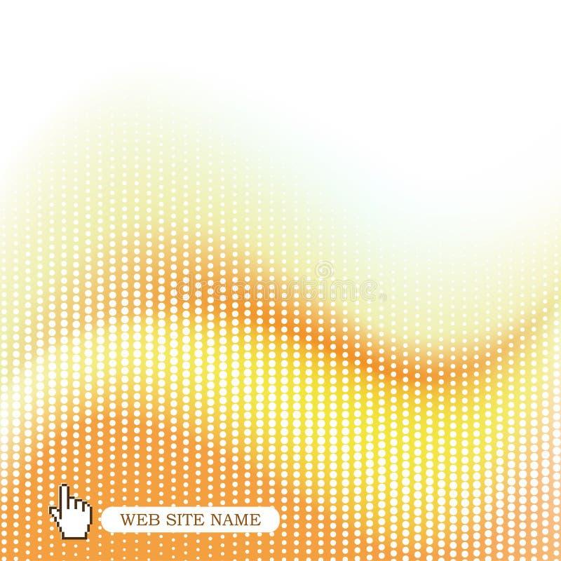 διανυσματικός Ιστός περ&iota διανυσματική απεικόνιση